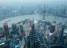 Keppel said to consider Shanghai tower purchase