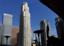 US Bank Tower in Los Angeles put up for sale by OUE