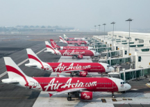 AirAsia budget airlines