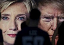 Hillary Clinton, Donald Trump, US presidential debate of 2016