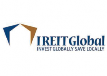 iREIT Global logo
