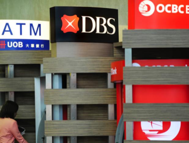 Singapore's 3 banks