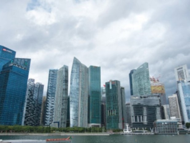Cyclicals drag STI towards March low - THE EDGE SINGAPORE