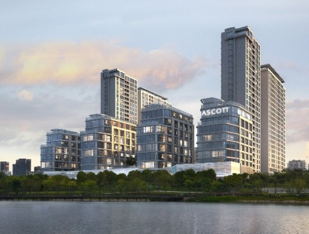 Ascott achieves record high signings of over 5,600 units in China despite Covid-19 - THE EDGE SINGAPORE