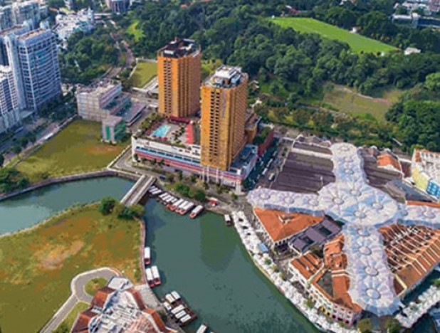 CityDev, CapitaLand lead consortium to redevelop Liang Court site at Clarke Quay