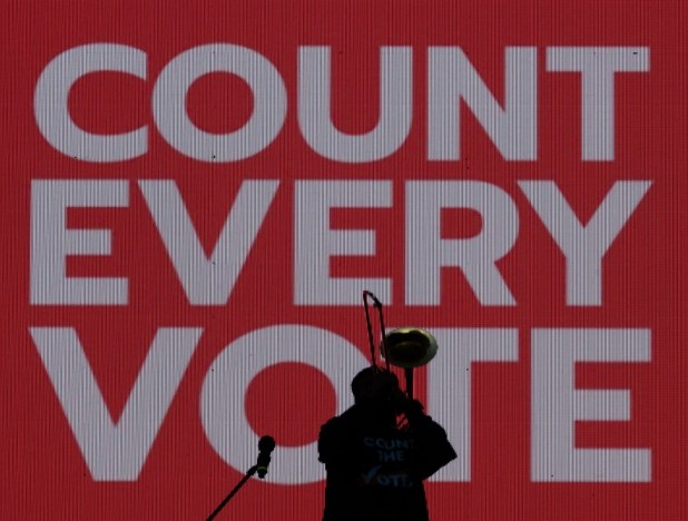 Blue Wave turns into Blue Trickle as pollsters fail again - THE EDGE SINGAPORE