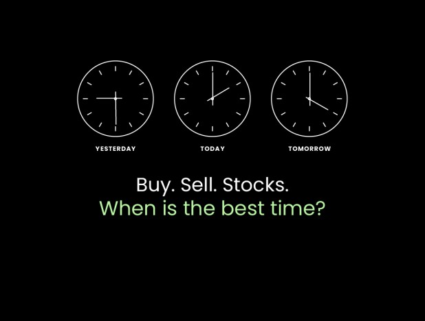 When is the best time to buy and sell stocks