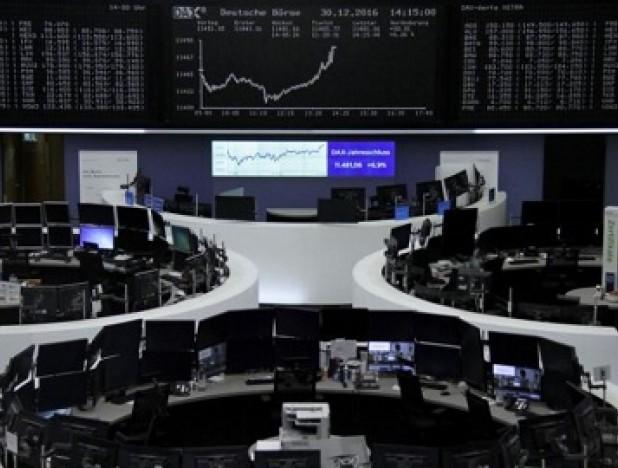 Eurozone stock markets