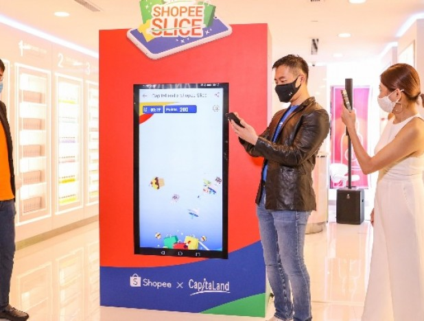 CapitaLand and Shopee to boost retail digitalization strategies - THE EDGE SINGAPORE