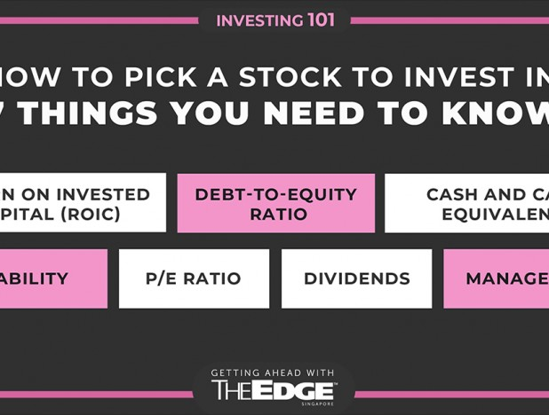 How to pick a stock to invest in: 7 things you need to know
