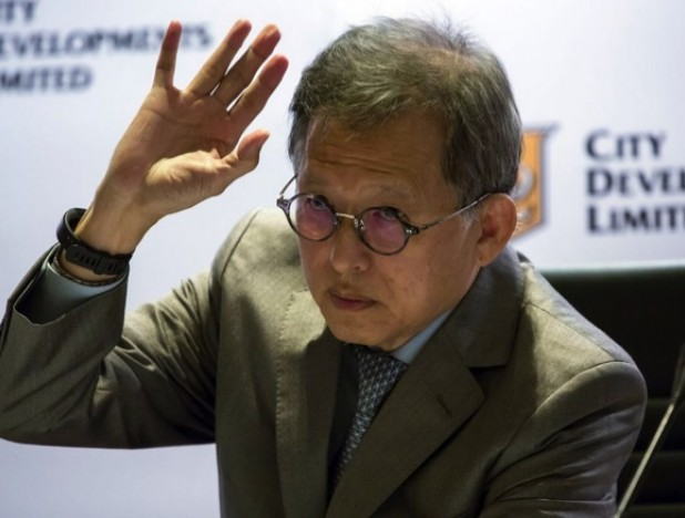Billionaire Kwek keeps it in the family with luxury condo sales