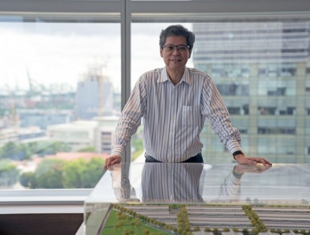 Mapletree eyes $10 bil of deals a year as more funds planned