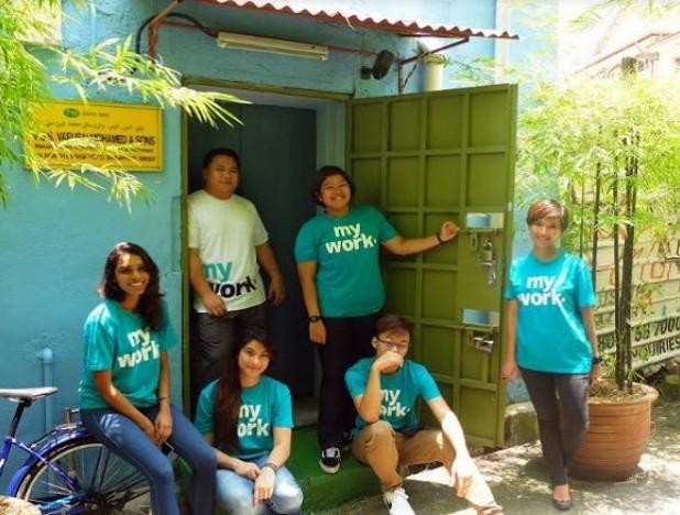 MyWork team