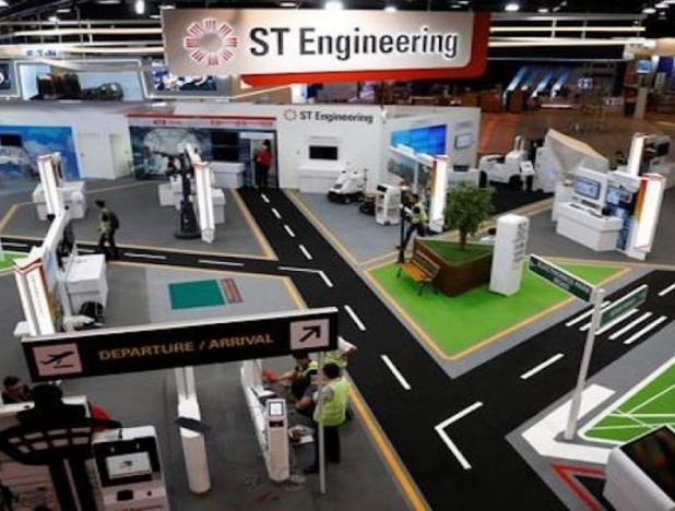 RHB positive on ST Engineering's P2F business - THE EDGE SINGAPORE