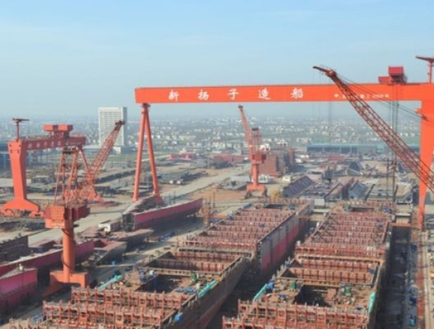 Encouraging outlook for Yangzijiang Shipbuilding ocean freight spot rates continue uptrend - THE EDGE SINGAPORE
