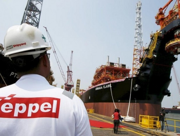 Keppel O&M secures $600 mil contract in the offshore renewable energy industry - THE EDGE SINGAPORE