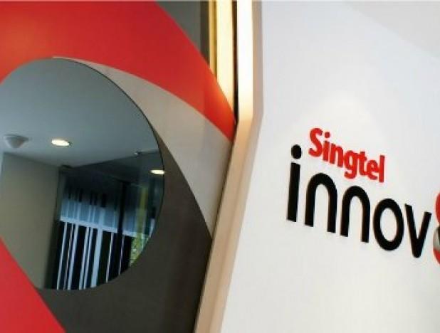 Singtel Innov8 logo