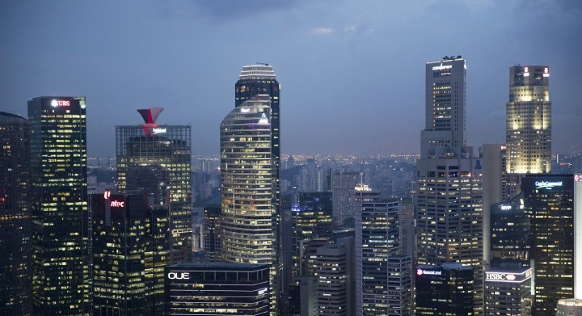 Singapore lone bright spot in Asia commercial property slump