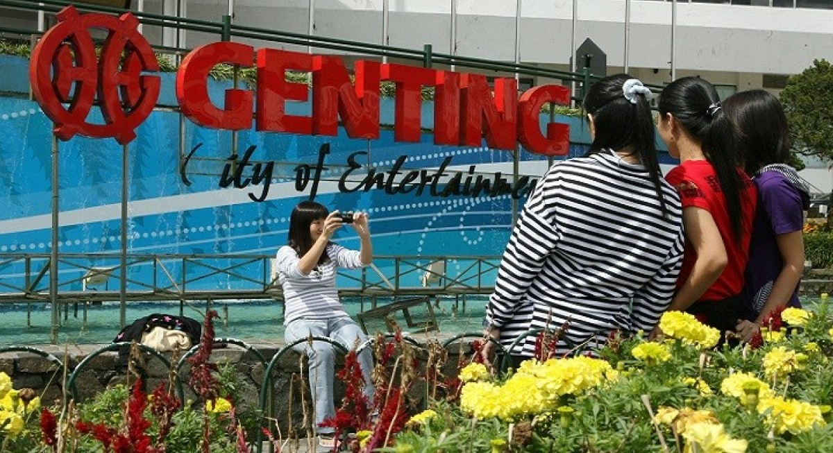 UOBKH 'overweight' on regional gaming scene; recommends investors to 'buy' Genting on share price weakness - THE EDGE SINGAPORE