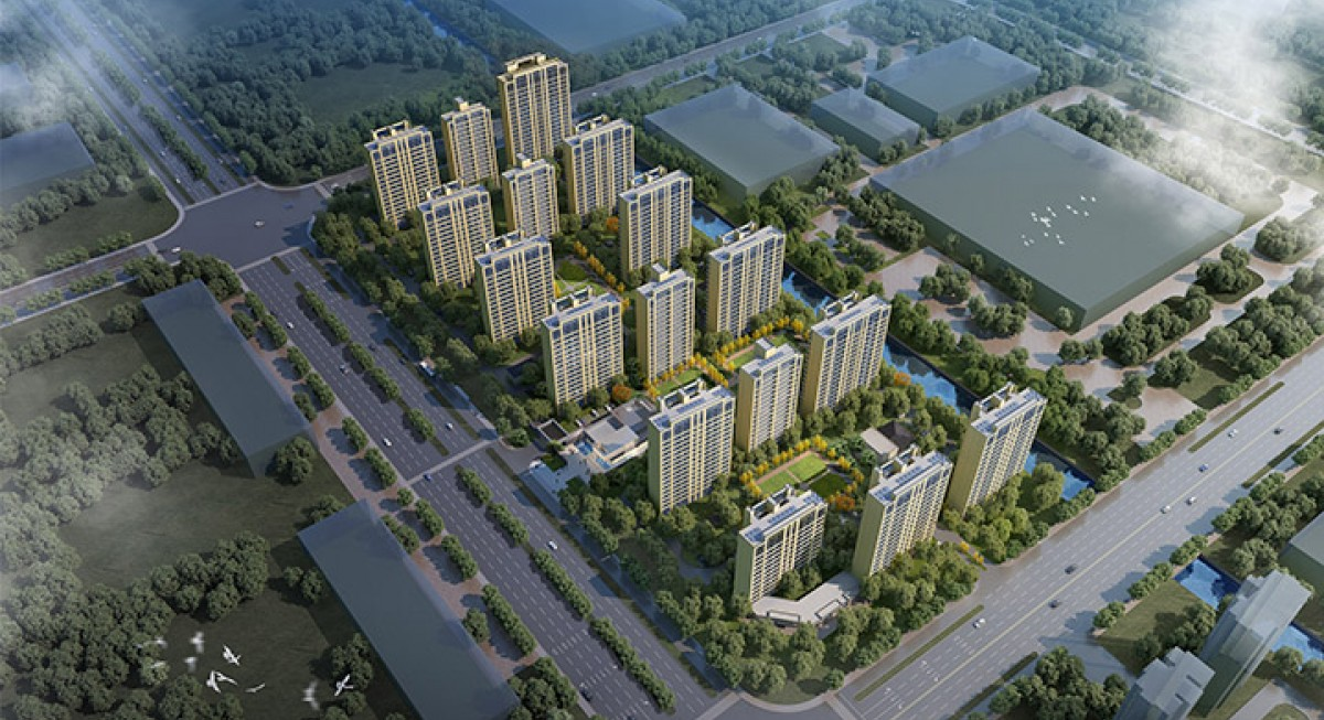 Keppel Land China expands further in the Yangtze River Delta region with a residential site in Taicang City, Jiangsu Province, China
