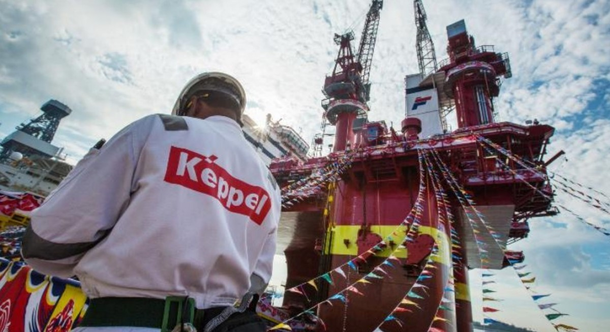 UOB Kay Hian lowers earnings estimates, target price for Keppel Corp despite $200 mil contracts - THE EDGE SINGAPORE