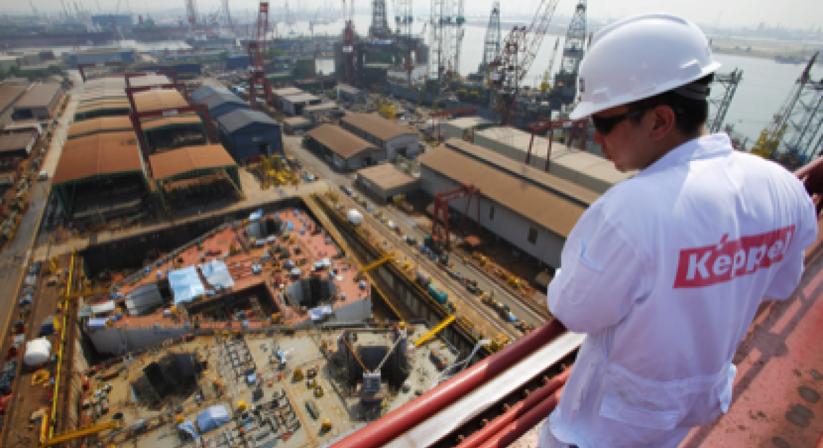 Keppel Corp image
