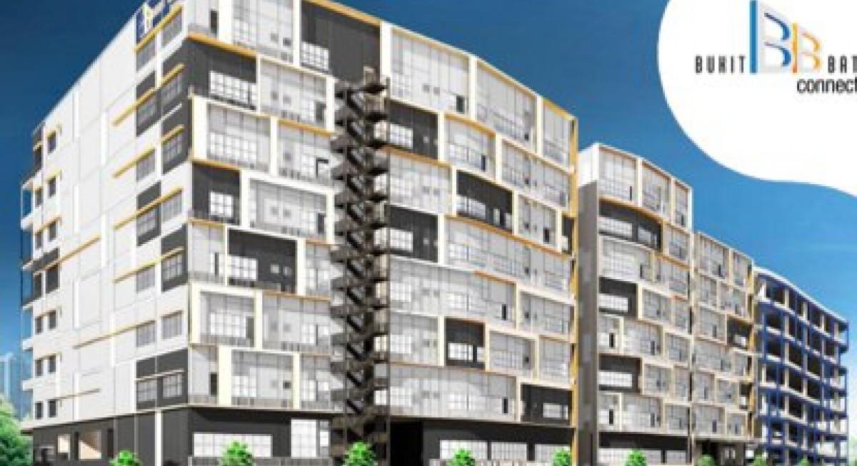 Soilbuild Business Space REIT Bukit Batok Connection