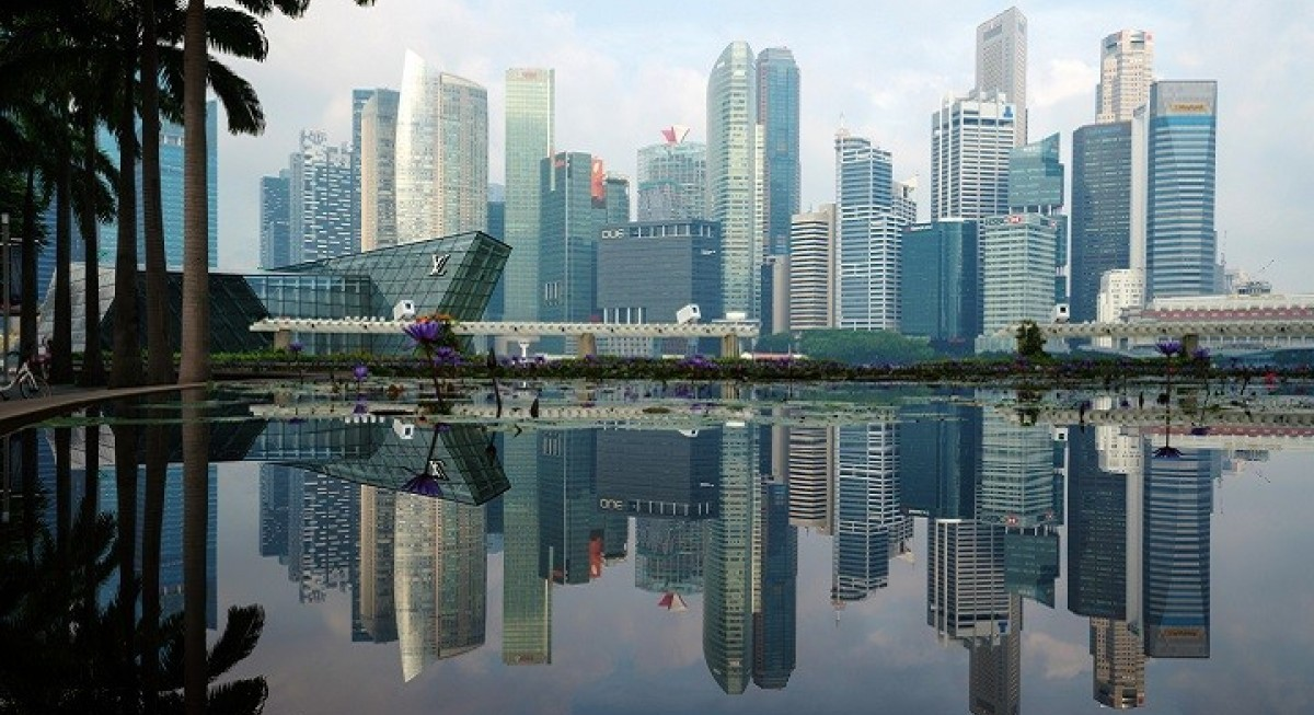 STI up by 1.1% following recent spate of good news - THE EDGE SINGAPORE