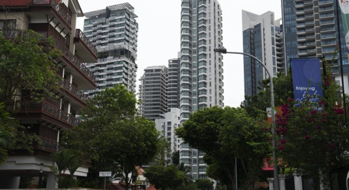 Getting to the bottom of the Covid-defying property market - THE EDGE SINGAPORE