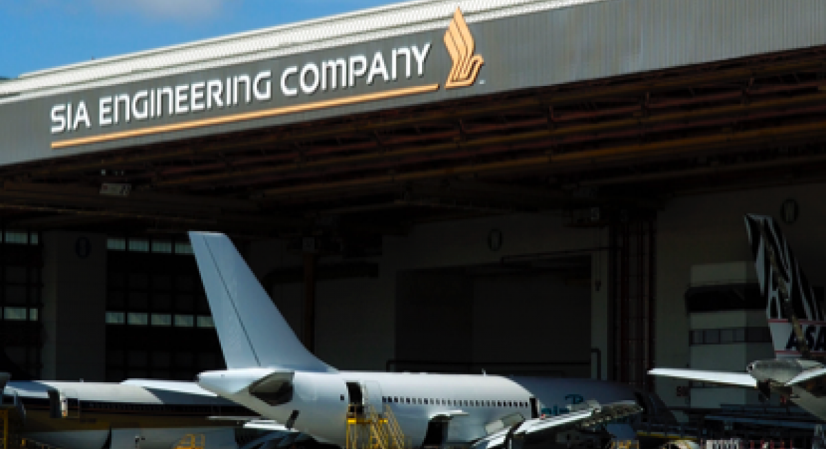 SIA Engineering hangar