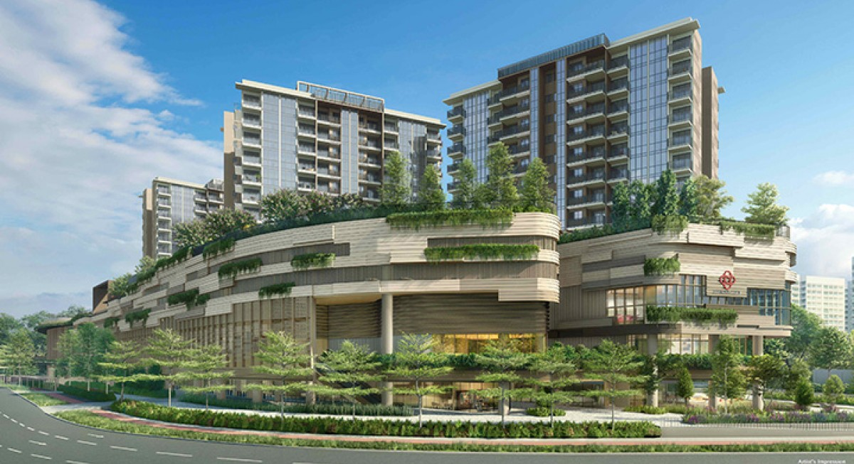 CapitaLand, CityDev to open doors to highly-anticipated Sengkang Central development on Oct 25