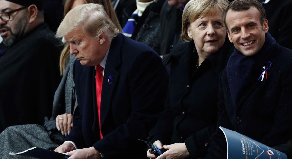 America's alliances after Trump - THE EDGE SINGAPORE