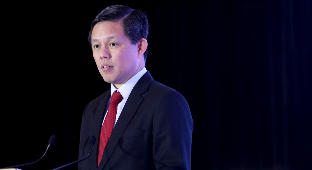 The key to preparing our economies for the future is to 'press on with regional and global integration efforts': Chan Chun Sing - THE EDGE SINGAPORE