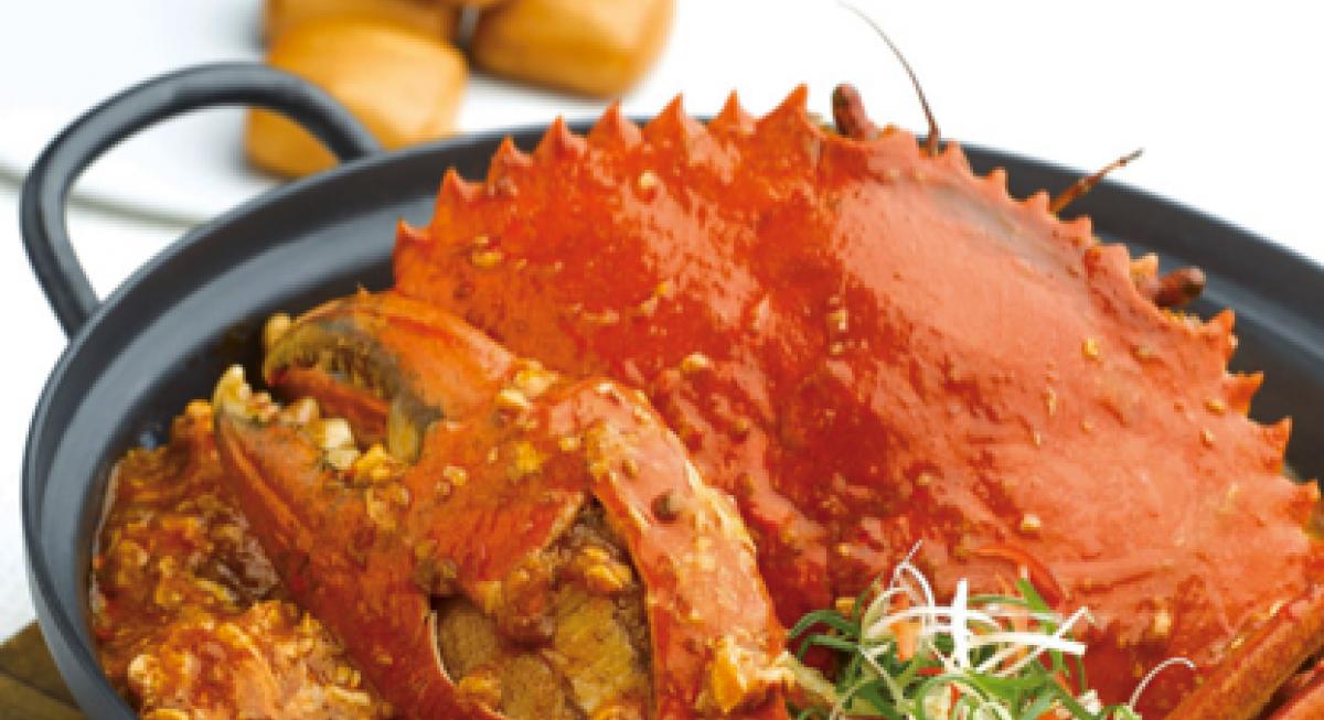 Jumbo Group chilli crab
