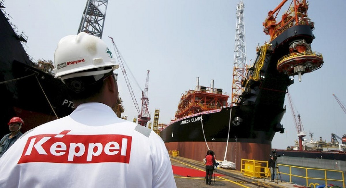 Keppel Corporation reaffirms Vision 2030, announces strategic review of its offshore & marine business - THE EDGE SINGAPORE