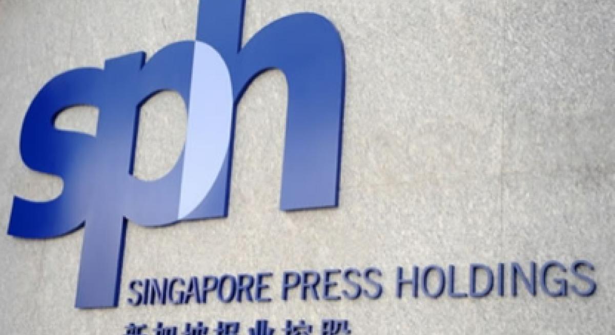 Singapore Press Holdings logo