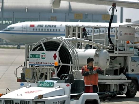 Credit: China Aviation Oil