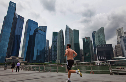 Is Singapore losing its competitive edge?