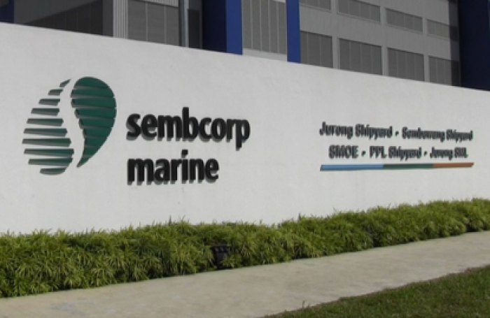 Sembcorp Marine Integrated Yard | The Edge Singapore