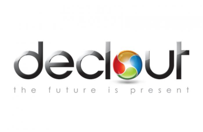 DeClout logo