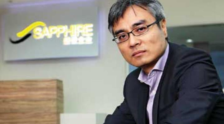 Teh Wing Kwan, group CEO of engineering firm Sapphire Corp