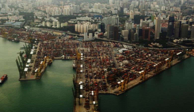 non-oil retained imports of intermediate goods (NORI) | The